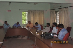 Validation of Bhironda PBR during 4th PBR & its valoidation meeting held on 25.6.2018