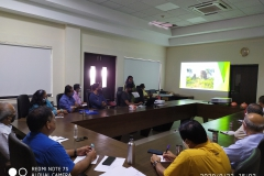 Validation of Chicalim PBR during 15th PBR & its validation meeting held on 22.9.2020