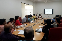 Validation of Curti Khandepar PBR during 11th PBR & its validation meeting held on 11.10.2019