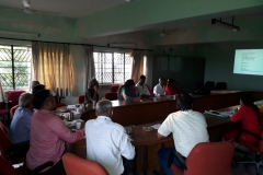 Validation of Penha de Franca PBR during 5th PBR & its validation Meeting held on 7.8.2018