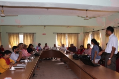 Validation of St. Estevam PBR during 8th PBR & its validation meeting held on16.5.2019