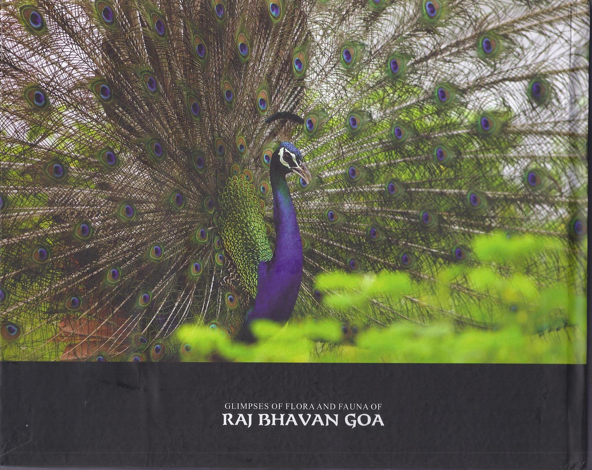 Rajbhavan book back cover page